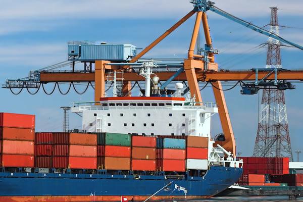 进出口业务响应式外贸双语网站
